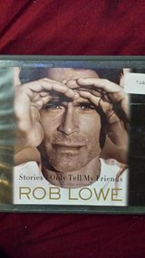 Stories I Only Tell My Friends read by author Rob Lowe 7 disc's audiobook in Macon, Georgia