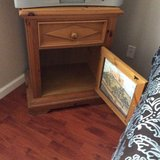 Night Stand to set in Temecula, California