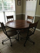 Table and 4 chairs in Montgomery, Alabama