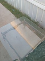 glass coffee table in Lawton, Oklahoma