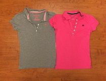 Girls Polos: Aeropostale and American Eagle in Fort Campbell, Kentucky