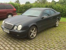 Mercedes-Benz CLK-200 Coupe in Spangdahlem, Germany