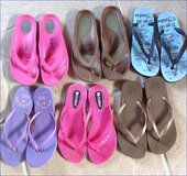 FLIP FLOPS Sizes 7 1/2, 8 and 9 in Houston, Texas