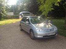2003 Honda Civic in Lakenheath, UK