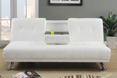 NEW PLUSH SOFA BED CLEARANCE PRICE in Riverside, California
