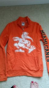 Victoria's Secret PINK Miami Hurricanes Sweatshirt - Size S in Westmont, Illinois