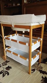 changing table ROBA with bathtube in Ramstein, Germany