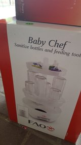 Baby Chef bottle sanitizer in Ramstein, Germany