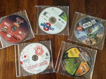 Wii and Xbox games in Fort Sam Houston, Texas