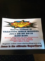 Vacation Bible School in Fort Campbell, Kentucky