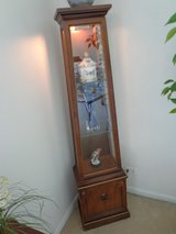 Lighted Curio Display Cabinet in Bolingbrook, Illinois