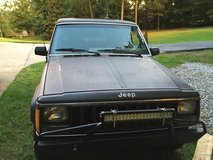 1987 Jeep Comanche 4x4 in Fort Benning, Georgia