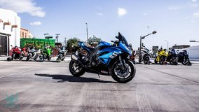 2009 ZX6R PACKAGED DEAL in Alamogordo, New Mexico
