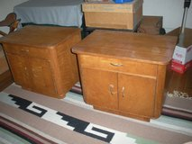 Vintage Night stands / side tables in Alamogordo, New Mexico