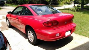 Sell or trade 2000 Chevy Cavelier in Warner Robins, Georgia