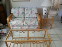 rattan furniture in Jacksonville, Florida