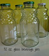 Glass Jars in Beaufort, South Carolina