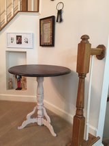Farmhouse accent table in Fort Belvoir, Virginia