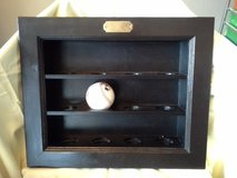 Baseball Shelf/Cabinet in Chicago, Illinois