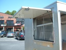 Concession trailer in Fort Benning, Georgia