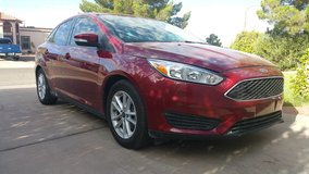 2015 FORD FOCUS SE in Fort Bliss, Texas
