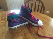 Converse!!! Size 2 in Plainfield, Illinois