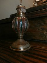 2 Small vintage oil lamp in Cleveland, Texas