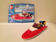 LEGO City Speed Boat in 29 Palms, California
