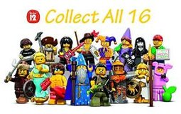 LEGO Series 12 Minifigure Set in 29 Palms, California