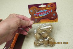 Small Dog Collar & Mini Rawhide Chews -- All New! in Kingwood, Texas