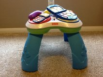 Fisher price learning table in Yucca Valley, California