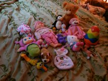 Lot of Girl's Toys in Alamogordo, New Mexico