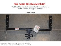 Ford Fusion Hitch 2013 & Newer in Fort Leavenworth, Kansas