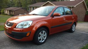 2009 Kia Rio LX in Fort Campbell, Kentucky