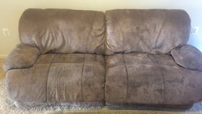 Reclinable Couch in Fairfax, Virginia