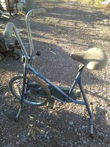 Exerciser bike in Alamogordo, New Mexico