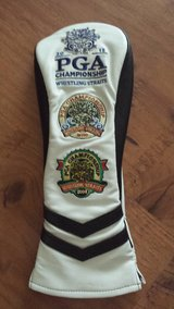 PGA Championship 2015 Whistling Straits Golf Club Cover in Lockport, Illinois