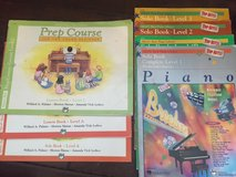 Piano Books in The Woodlands, Texas