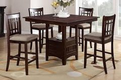 Tall Table Top with 4 chairs- in Fort Irwin, California
