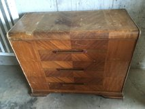 Old Dresser in Fort Knox, Kentucky