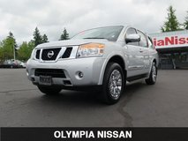 2015 Nissan Armada Platinum Edition. Under 10k miles!!! Like new!!! in Fort Lewis, Washington