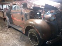 1937 dodge buisness coupe 5w rare car complete project car in Fort Campbell, Kentucky