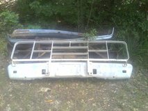 73-78 CHEVY TRUCK BUMPER WITH GUARD in Fort Polk, Louisiana