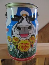 Metal Milk Can Style Container in Kankakee, Illinois