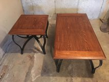 Coffee Table and 1 End Table in Fort Knox, Kentucky