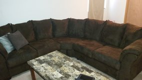 Ashley 5 seater sectional in Hinesville, Georgia