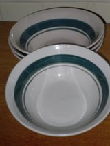 4 stoneware soup bowls in Glendale Heights, Illinois