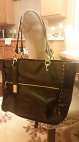 Badgley Mischka Leather Bag in Yorkville, Illinois