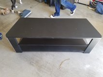 TV stand in Fort Bliss, Texas