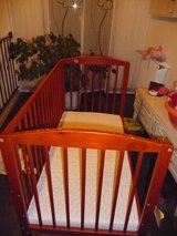 Baby to toddler bed (Pending pick up) in Ramstein, Germany